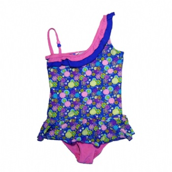 girls' swimwear 1piece style No.: JYSWG501
